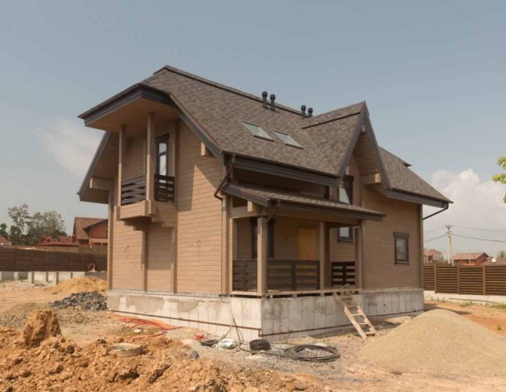 Готовый Дом на продажу по проекту «Енисей» 240 м.кв.